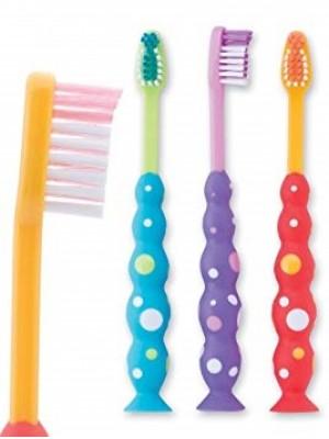 Periute de dinti pentru copii Bubble Grip 4-7ani