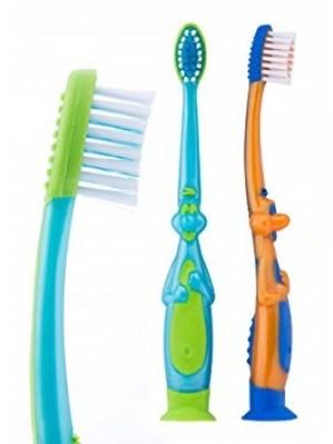 Periute de dinti pentru copii 3D-Dyno