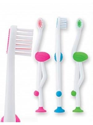 Periute de dinti pentru copii Flamingo 3-6 ani