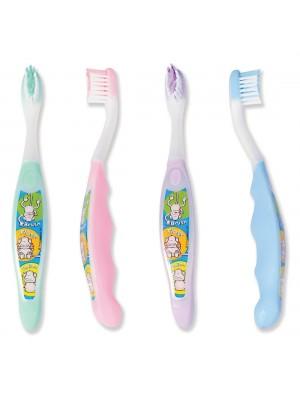 Periute de dinti Brush Floss Monkey 3-6 ani