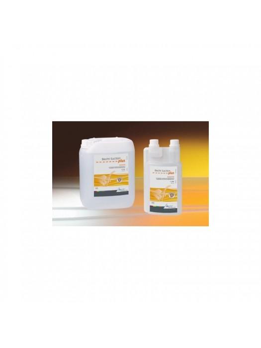 Solutie concentrata de curatat aspiratoare dentare - Becht Suction Plus 1 Litru