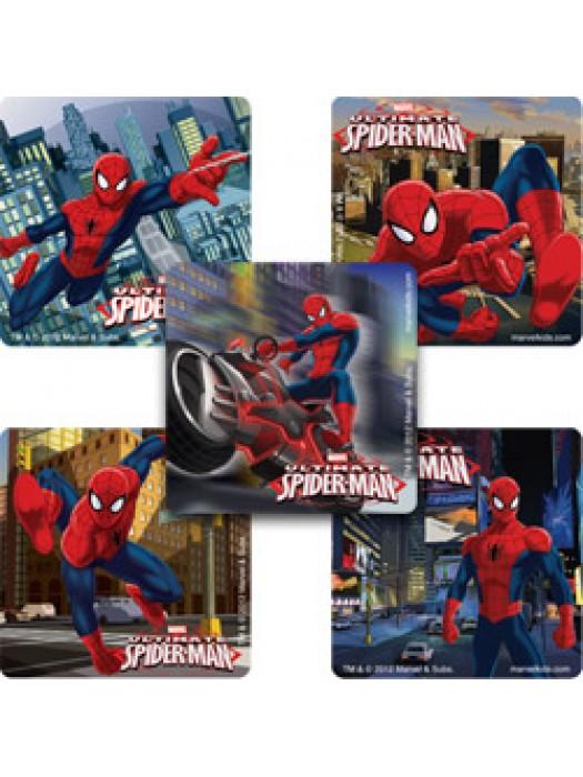 Abtibilduri Spiderman
