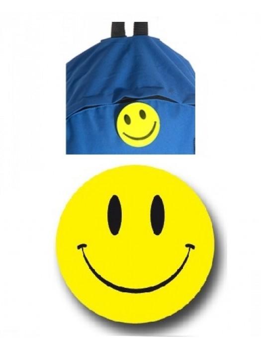 Abtibild Smiley reflectorizant