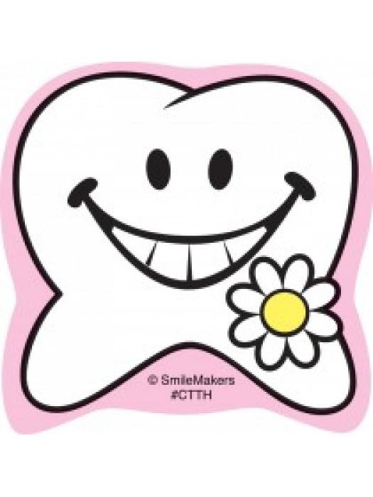 Abtibilduri Big Tooth Smiley set 20buc