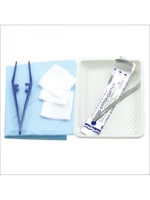 Trusă sterilă de mică chirurgie pentru suturi